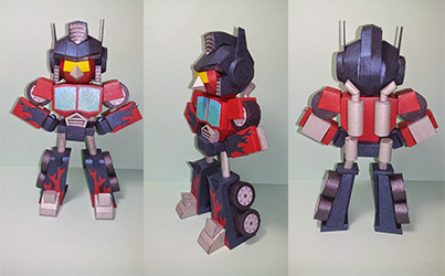 angry-bird-transformers-optimus-papercraft