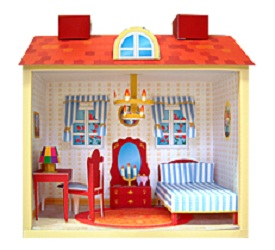 doll_house-bedroom-papercraft