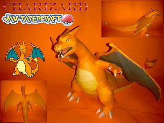 charizard-papercraft-pokemon