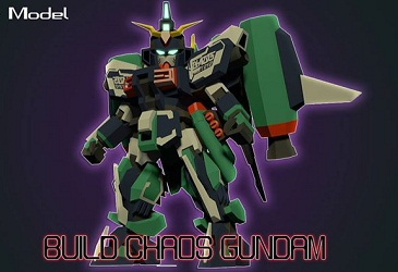 gundam-papercraft-build_chaos_gundam
