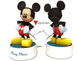 mickey_mouse-papercraft