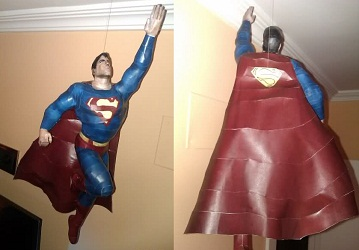 superman-papercraft