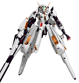 papercraft - RX-124 TR-6 Woundwort