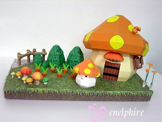 maple-story-house-papercraft