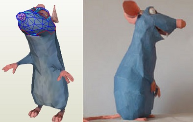 ratatouille-french-rat-paper-craft