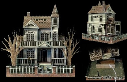 ghost-house-papercraft