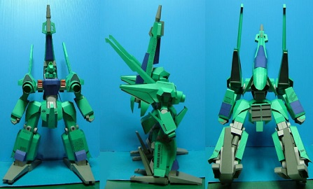 MSA-005S-Methuss-Gundam-Papercraft