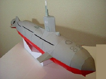 submarine-papercraft