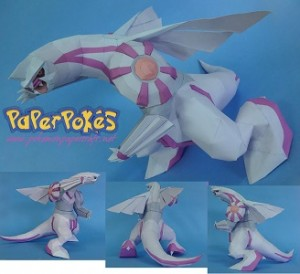 pokemon-palkia-paper-craft