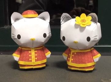 chinese-newyear-hello-kitty-papercraft