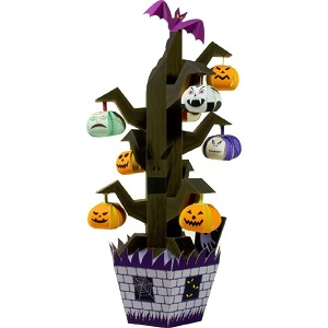 halloween-tree-paper-craft